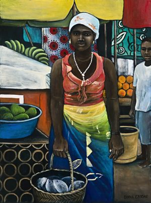 Diana Crooke Art Prints Paintings