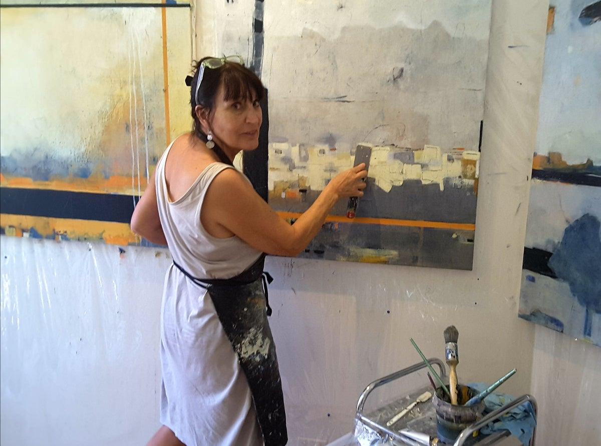 Jacqueline Joosen Artist